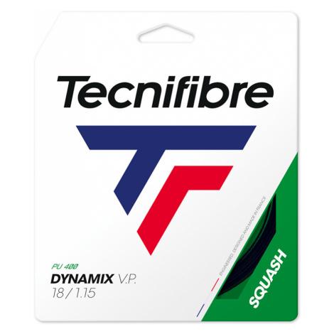 Squashový výplet Tecnifibre Dynamix VP Black 1,20 mm