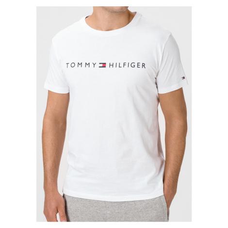 Pánské tričko Tommy Hilfiger UM0UM01434 Bílá