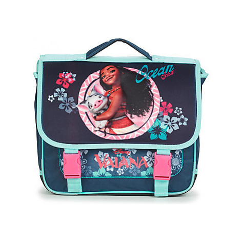 Disney VAIANA CARTABLE 38CM Modrá