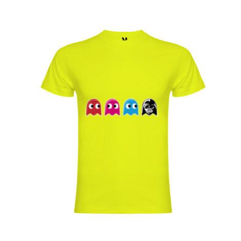 Pánské tričko Premium Pacman Star Wars
