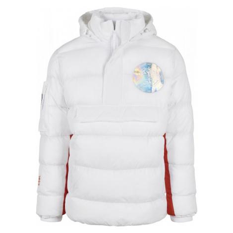 CSBL Mission Control Half Zip Puffer Jacket Urban Classics
