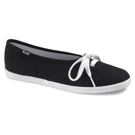 Too Cute Canvas black Keds