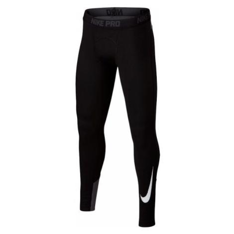 Nike WM TGHT GFX černá - Chlapecké sportovní legíny
