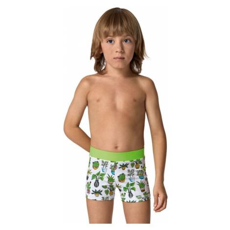 Chlapecké plavky Theo kaktusy Lorin