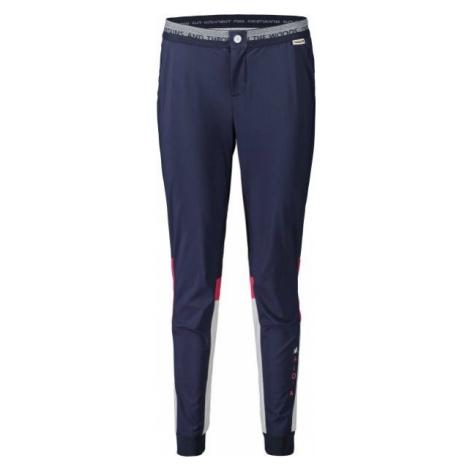 Maloja LADINAM tmavě modrá - Dámské kalhoty na běžky
