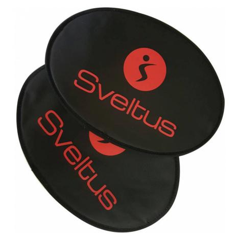 Sveltus Gliding disc + poster Černá