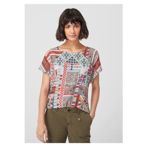 s.Oliver dámské triko v halenkovém stylu 14.903.32.4747/02D0