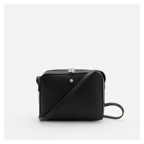 Reserved - Hladká kabelka přes rameno s úzkým popruhem