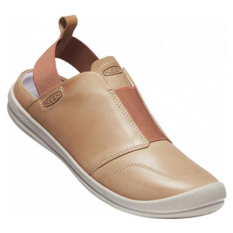 Dámské boty KEEN Lorelaii II Sneaker Slip-ON tan/brick dusty