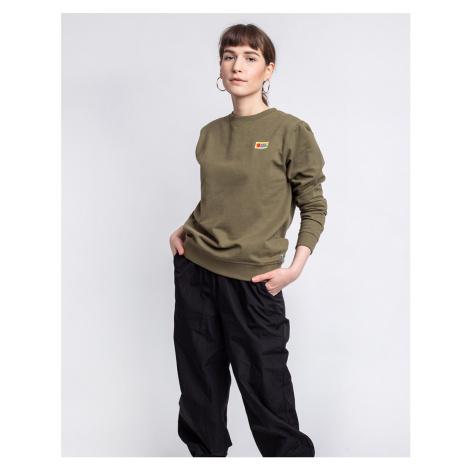 Fjällräven Vardag Sweater W 620 Green