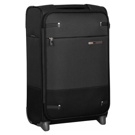 Menší cestovní kufr černý Samsonite