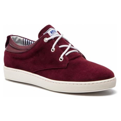 Sneakersy BALDOWSKI - M00147-0728-008 Zamsz Chianti/Skóra Chianti