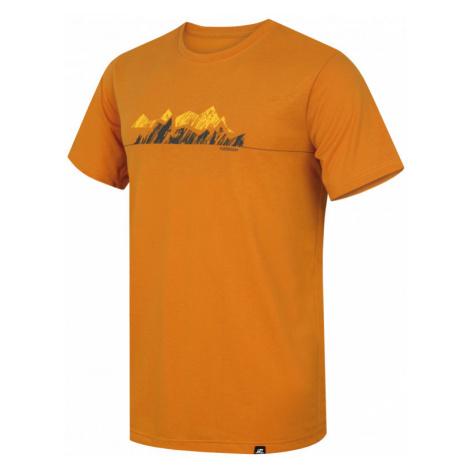 Pánské tričko Hannah Bite golden yellow