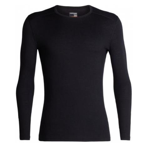 Pánské termo tričko Icebreaker Merino 200 Oasis Long Sleeve Crewe