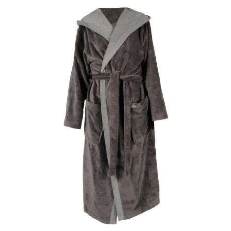 Župan s kapucí Styx šedý (ZK9551)