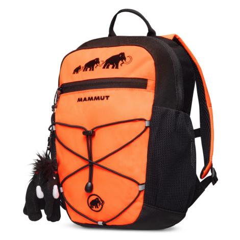 Batoh Mammut First Zip 16 l Barva: černá/oranžová