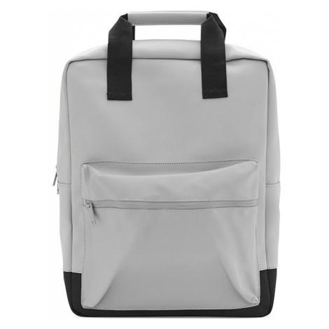 Šedý voděodolný batoh Scout bag RAINS