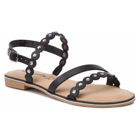 Sandály TAMARIS - 1-28185-22 Black 001