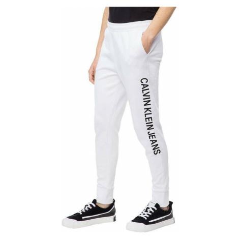 Calvin Klein dámské bílé tepláky Institutional