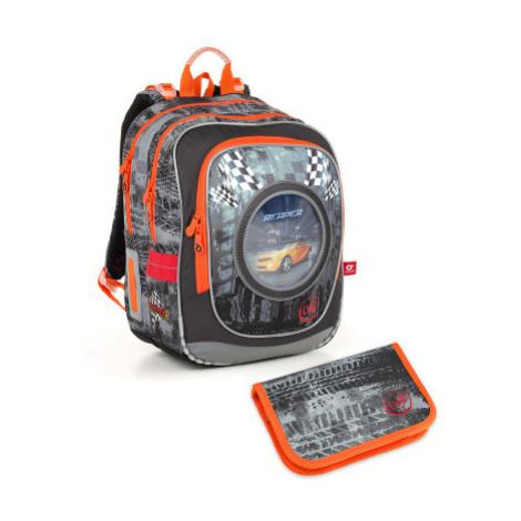Školní batoh a penál Topgal ENDY 18018 B