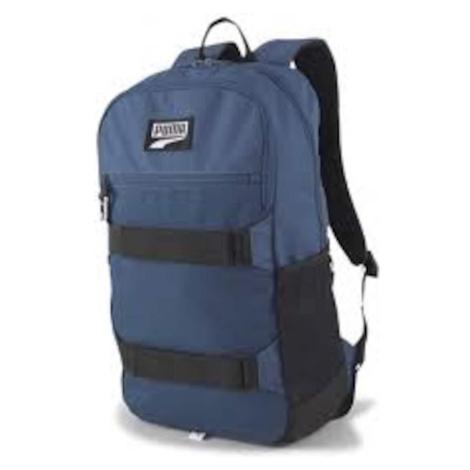 Puma Batoh Deck Backpack Dark Denim