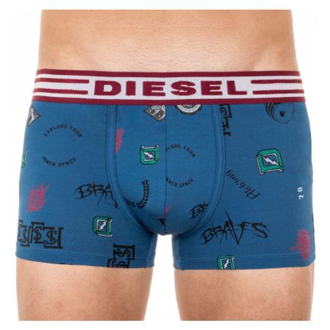 Pánské boxerky Diesel tmavě modré (00CIYK-0SAXC-8BR)