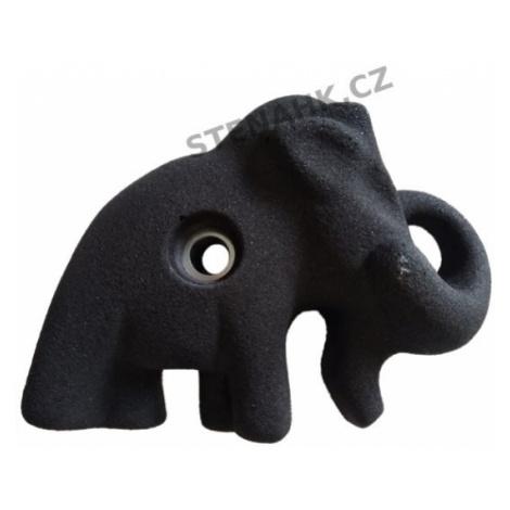 Makak dětský chyt MAMUT XL, černá