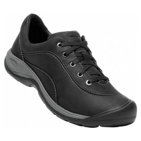 KEEN PRESIDIO II W Dámská celoroční obuv KEN1213145601 black/steel grey