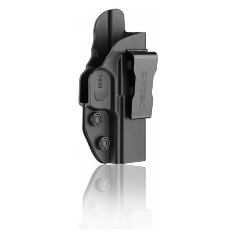 Pistolové pouzdro pro skryté nošení IWB Gen2 Cytac® Sig Sauer P938 - černé