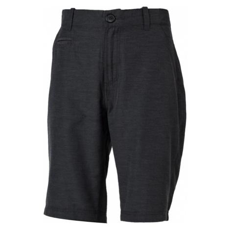 NORTHFINDER CULLEN Pánské šortky BE-3198SP269 černá