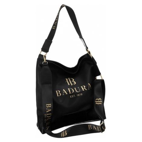 Badura černá kabelka ve sportovním stylu