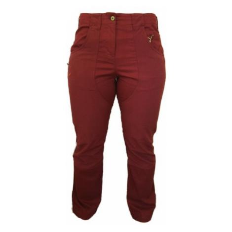 Salewa kalhoty dámské HUBELLA 3, červená
