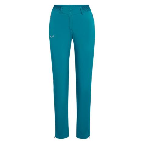 Dámské turistické kalhoty Salewa Pedroc 3 Durastretch Reg Pants Green