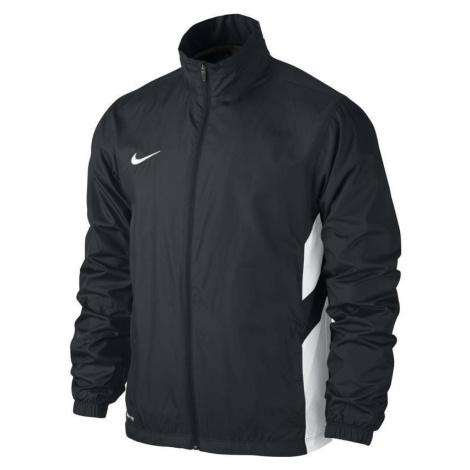 Dětská bunda Nike Sideline Woven Academy 14 Černá / Bílá