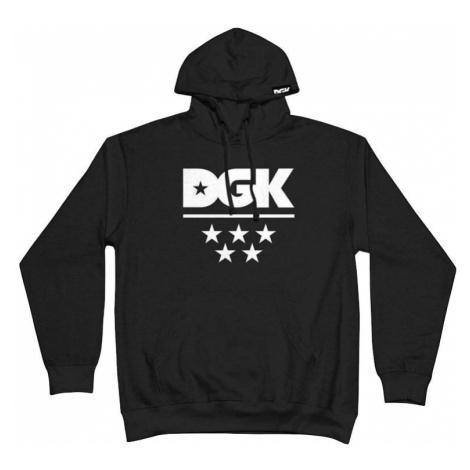 MIKINA DGK All Star Hooded Fleece - černá