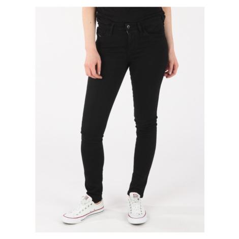 Skinzee Jeans Diesel Černá
