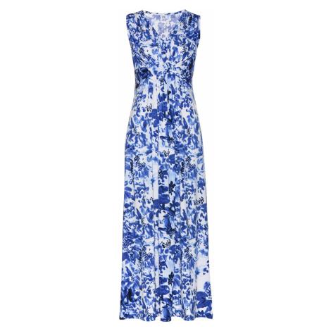 Úpletové dlouhé šaty Bonprix