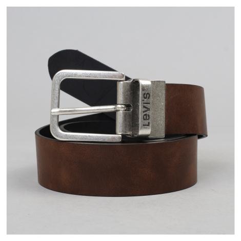 Levi's ® Full Grain Bovine Leather hnědý Levi´s