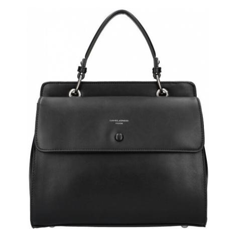 David Jones Černá dámská kabelka do ruky CM5945 Černá