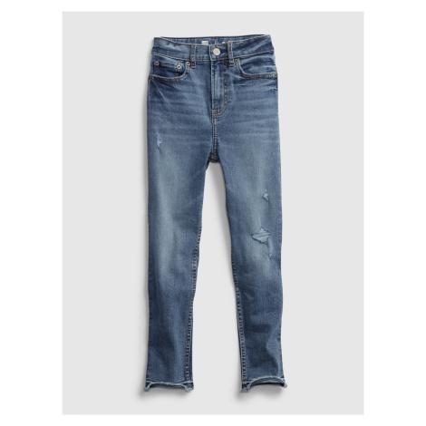 GAP modré dívčí džíny