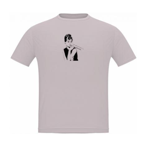Pánské tričko Classic Heavy Audrey Hepburn