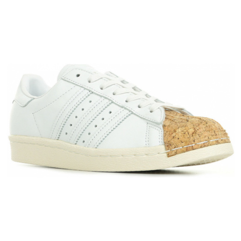 Adidas Superstar 80s Cork Bílá