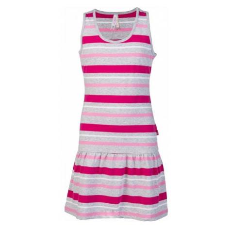 Lewro RONDA bílá - Dívčí šaty