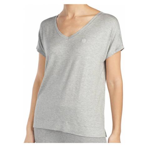 Ralph Lauren dámské tričko ILN61593 šedé - Šedá