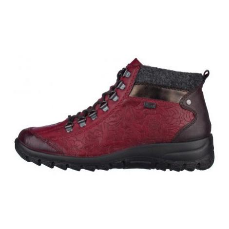 Kotníčková obuv RIEKER L7144-35