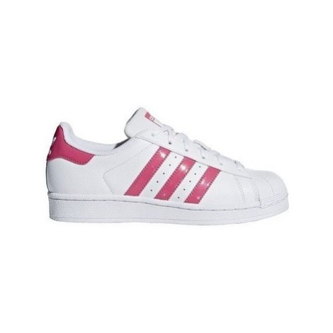 Adidas Superstar Bílá