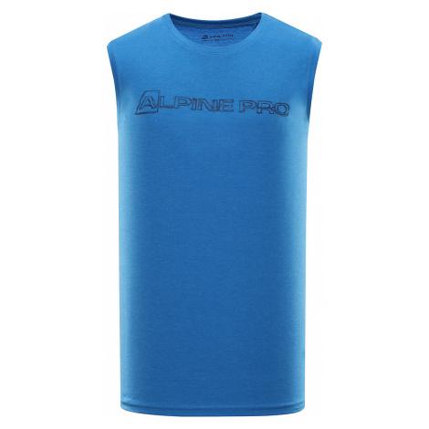 ALPINE PRO HOUDIN 2 Pánské tílko MTSR460697 brilliant blue