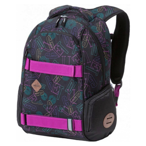 Batoh Nugget Bradley 3 B traverse color, black 24l