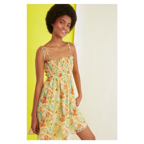 Trendyol Yellow Dress