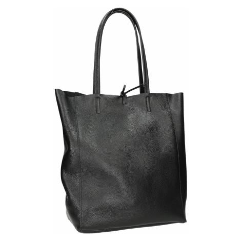 Kožená kabelka v Shopper stylu Baťa